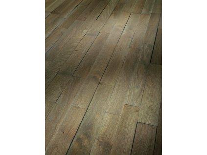Dřevěná podlaha - Dub čedič Living 1518312 olej (Parador) - třívrstvá