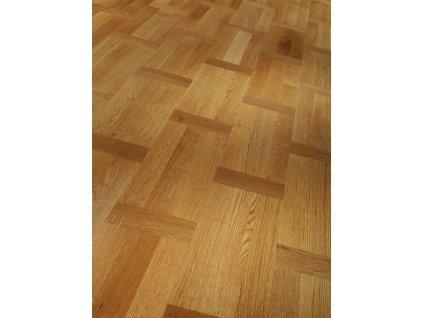 Dřevěná podlaha - Dub Natur 1475195 olej (Parador) - třívrstvá