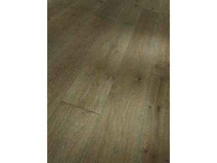 Dřevěná podlaha - Dub čedič kartáčovaný 1428953 (Parador) - třívrstvá