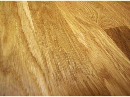 Dřevěná podlaha - Dub country 3-p. kartáčovaný olej/vosk (Strawberry parkett) - třívrstvá