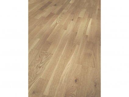 Dřevěná podlaha - Dub Pure Rustikal 1595164 lak (Parador) - třívrstvá