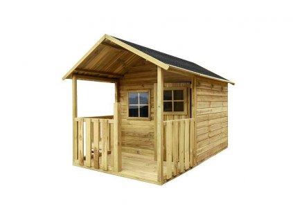 detsky domecek bivak deti dum zahrada pro deti domek brno dreveny domek|e podlaha