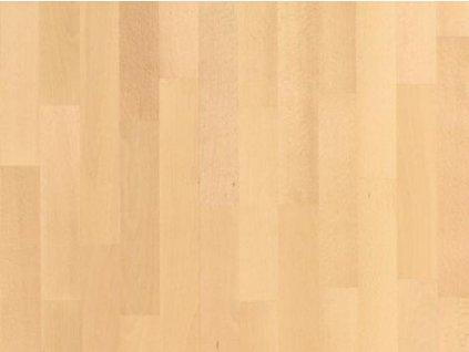 Dřevěná podlaha - Buk exquisit lak, 3 parketa (Scheucher) - třívrstvá