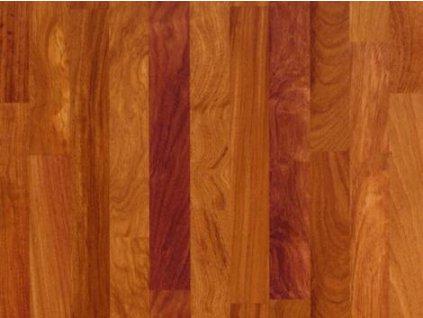 Dřevěná podlaha - Doussie/afzelia olej, 3 p. (Scheucher) - třívrstvá