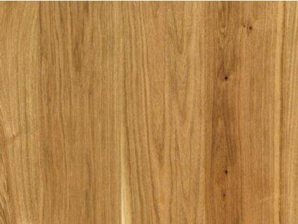 Dřevěná podlaha - Dub rustikal lak, prkno (Scheucher) - třívrstvá