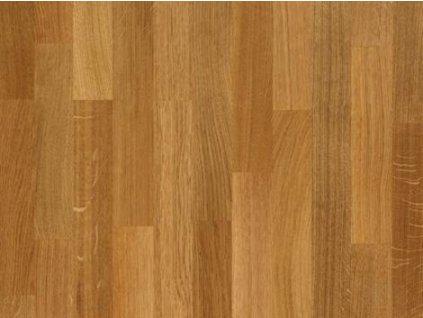 Dřevěná podlaha - Dub select lak, 3 p. (Scheucher) - třívrstvá