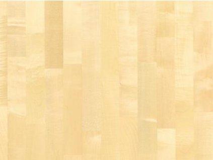 Dřevěná podlaha - Javor evropský select lak, 3 p. (Scheucher) - třívrstvá