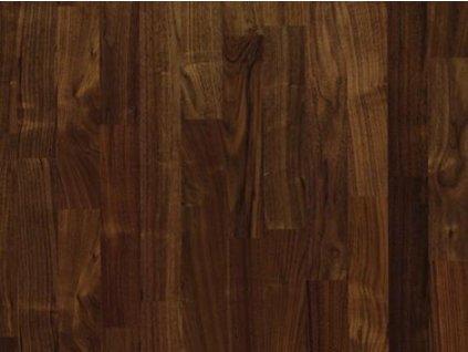 Dřevěná podlaha - Ořech americký natur lak, 3 p. (Scheucher) - dvouvrstvá