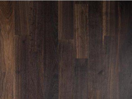Dřevěná podlaha - Dub kouřový lak, 3 p. (Scheucher) - třívrstvá