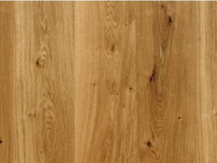 Dřevěná podlaha - Dub sukatý lak, V4 prkno (Scheucher) - třívrstvá