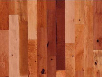 Dřevěná podlaha - Hrušeň pařená effect lak, 3 p. (Scheucher) - třívrstvá