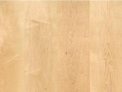 Dřevěná podlaha - Javor kanadský select lak, prkno (Scheucher) - třívrstvá