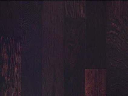 Dřevěná podlaha - Wenge olej, 3 p. (Scheucher) - třívrstvá
