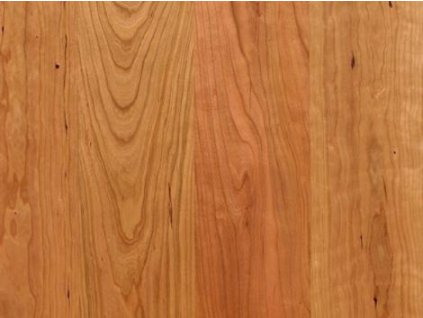 Dřevěná podlaha - Třešeň americká natur lak, prkno (Scheucher) - třívrstvá