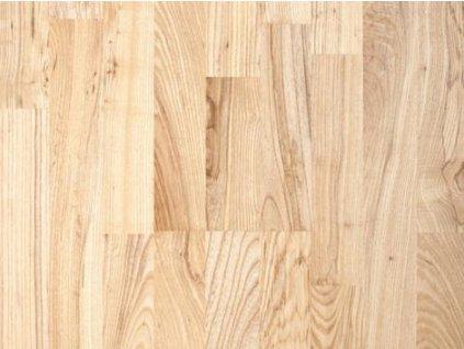 Dřevěná podlaha - Jasan struktur lak (Scheucher) - dvouvrstvá