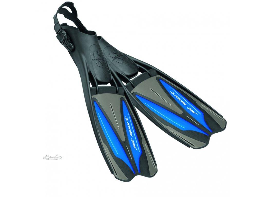 ScubaPro Jet Sport Adjustable Strap Fins Big 5