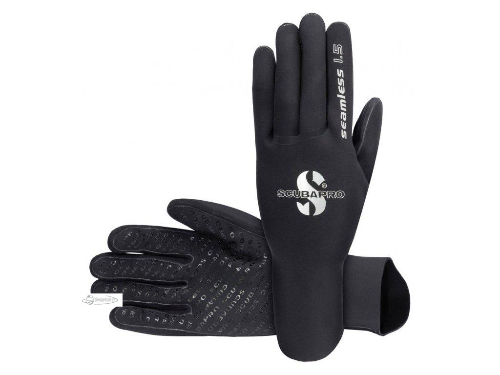rukavice scubapro seamless 15 mm