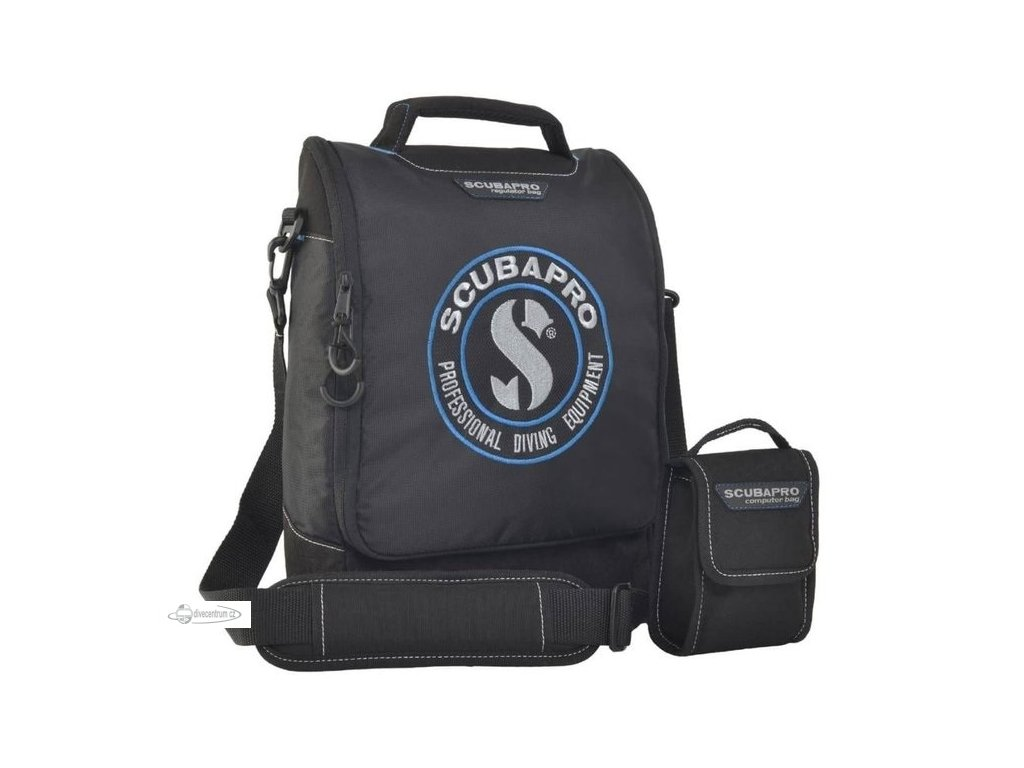 scubapro regulator bag and computer bag
