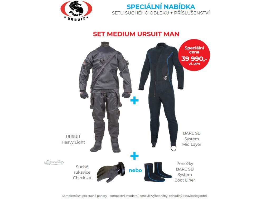 set medium Ursuit