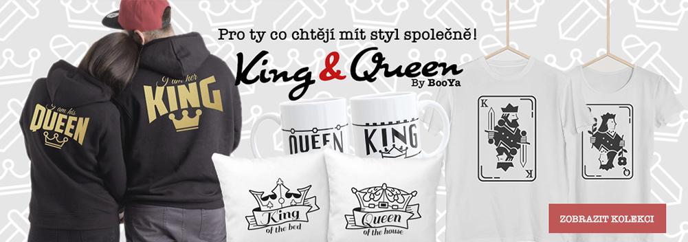 Párová kolekce King & Queen