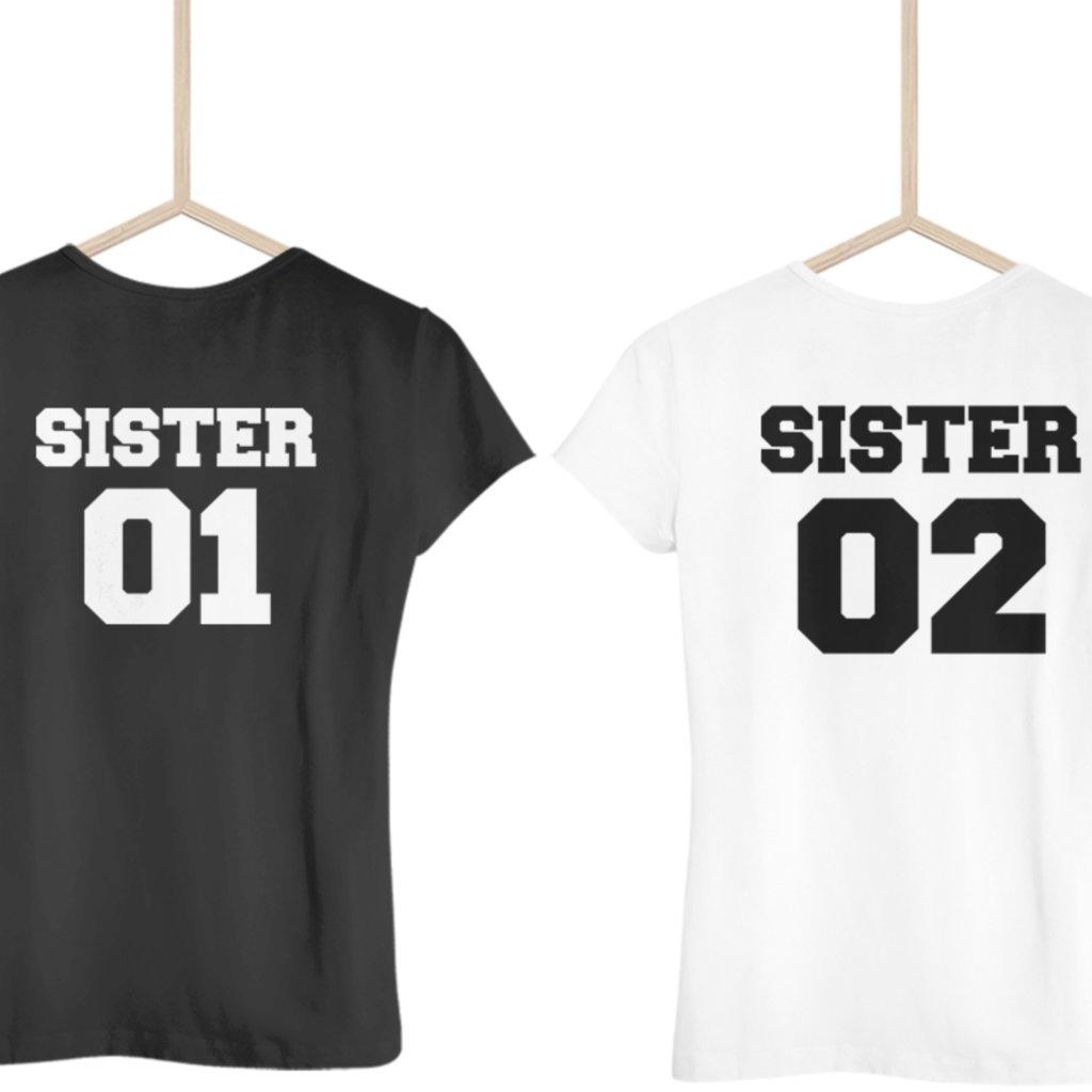 Dámské tričko SISTER XX