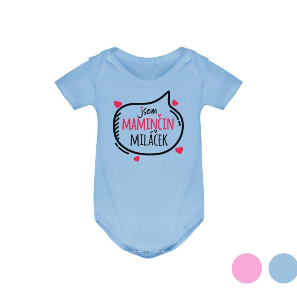 Dětské body - maminčin miláček
