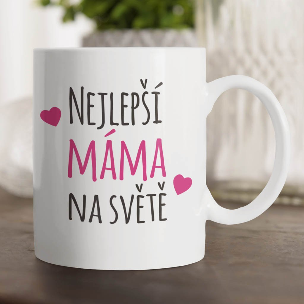 Hrneček Nejlepší máma na světě pure