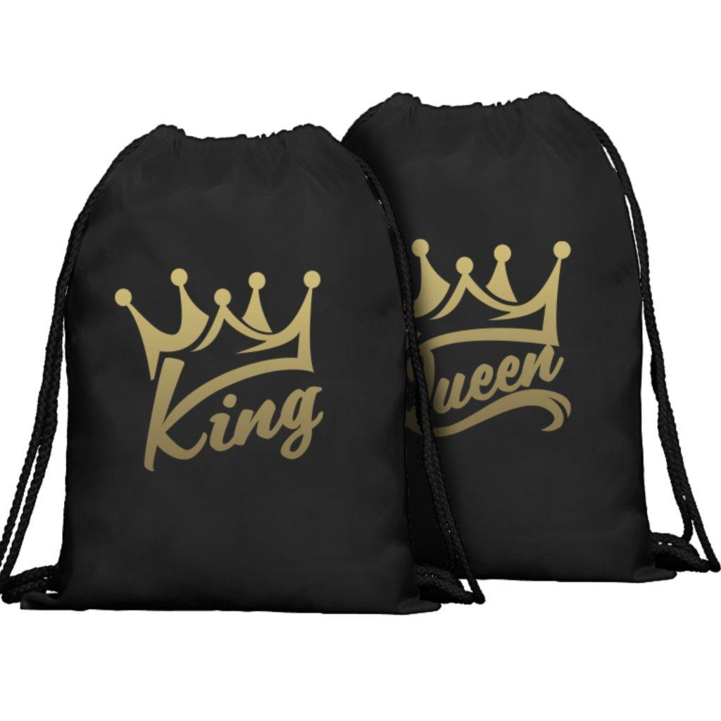 Vaky King & Queen Wildlove (cena za oba vaky)