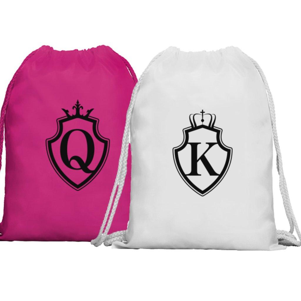 Vaky King & Queen shield (cena za oba vaky)