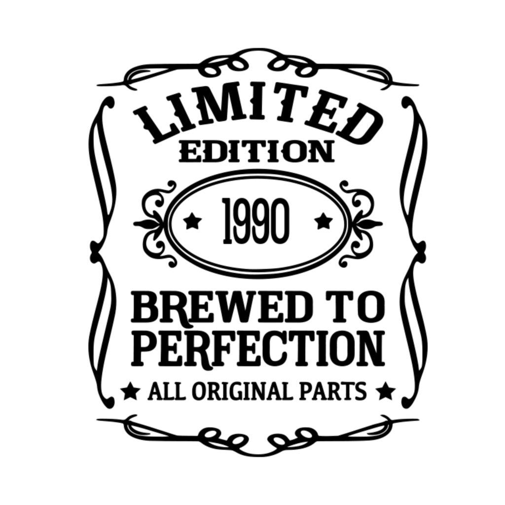 Polštářek Brewed... (rok na přání)