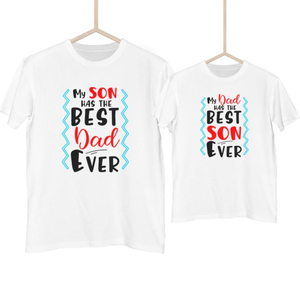 My son & My dad (cena za obě trička)