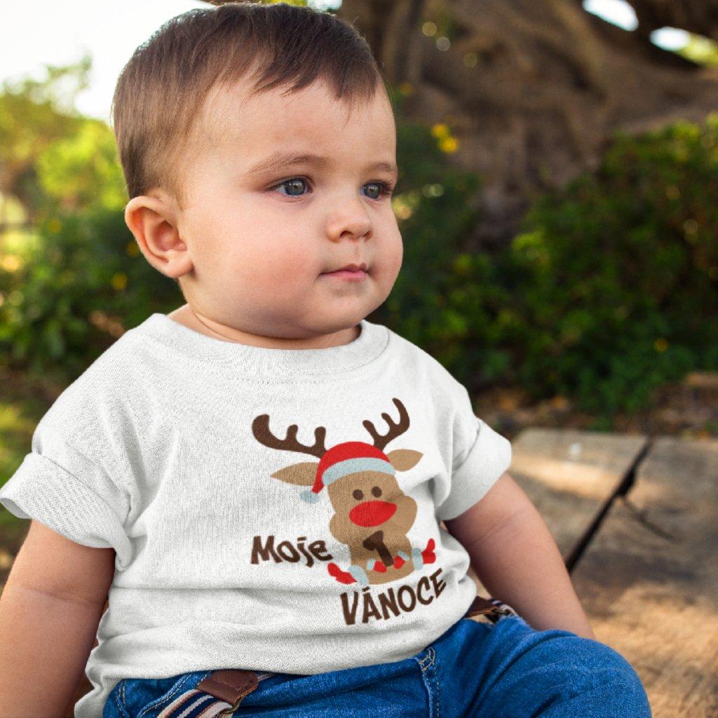 Dětské body - Moje 1.vánoce