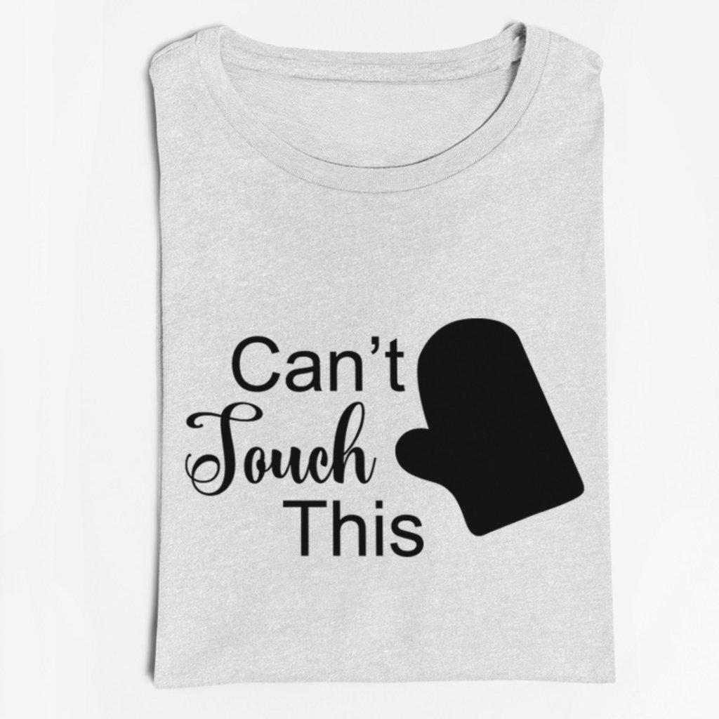 Pánské/dámské tričko Can´t touch this