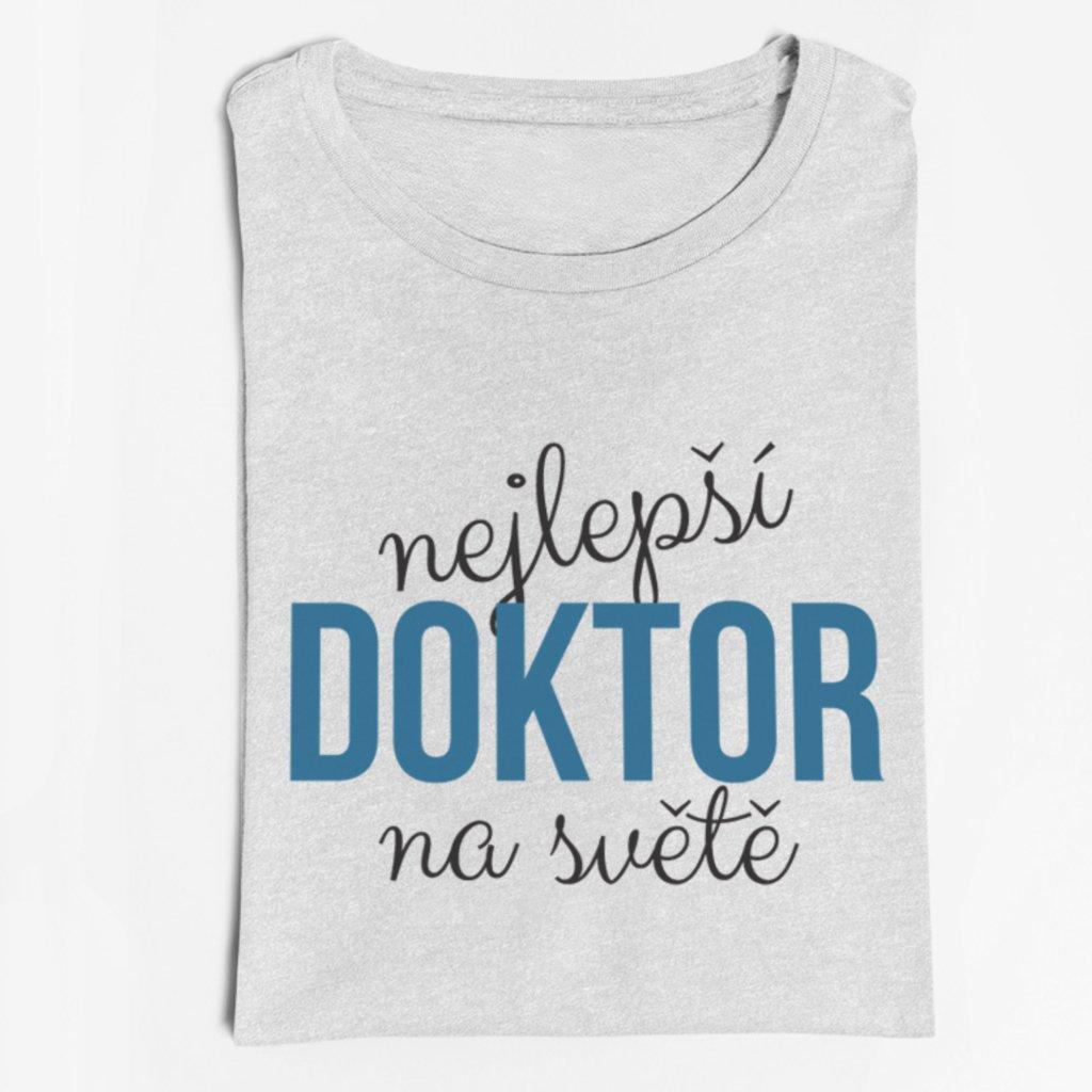 Pánské tričko Doktor