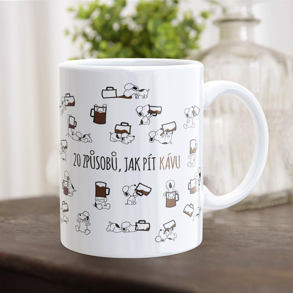 20 jak kavu