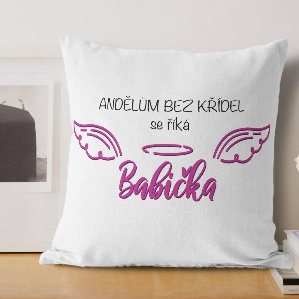 anděl bez křídel