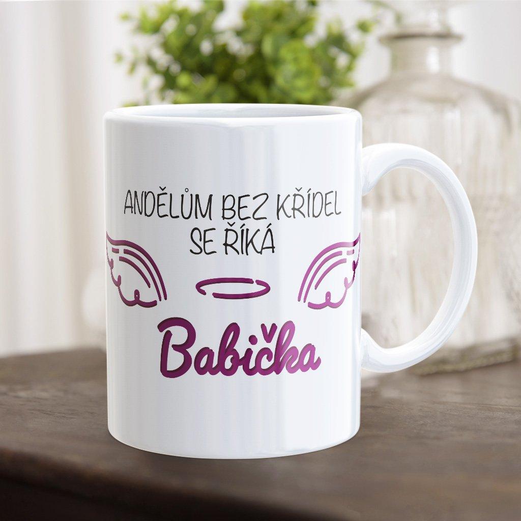 andělů bez křídel babi