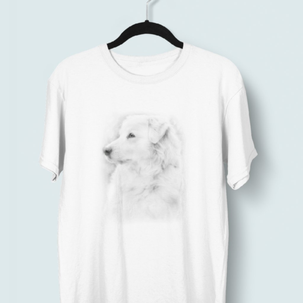 Tričko s 3D potiskem (pes 11)