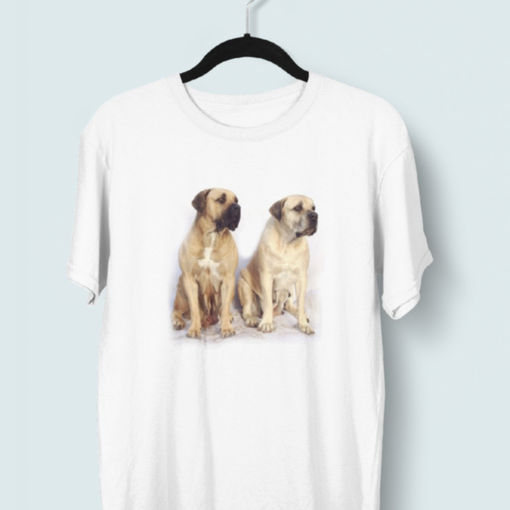 Tričko s 3D potiskem (pes 12)