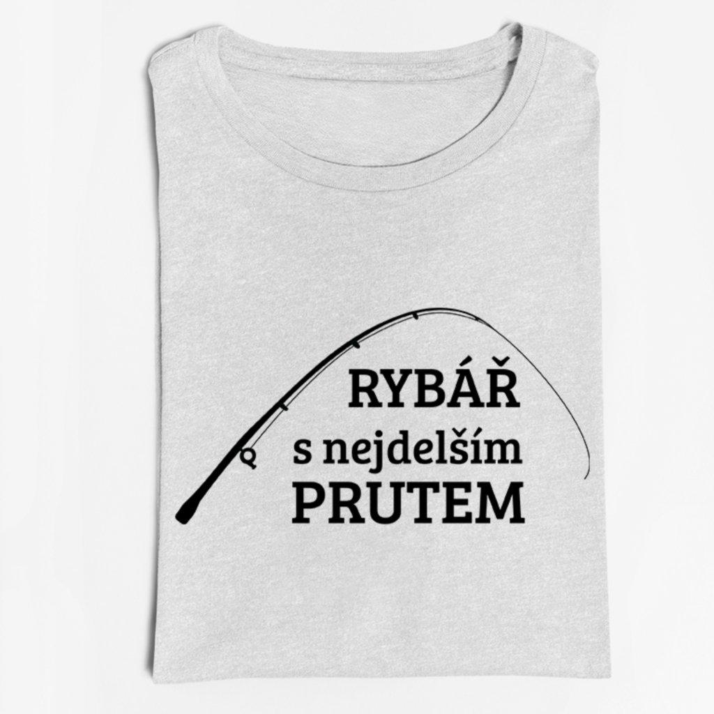 Pánské tričko - Nejdelší prut