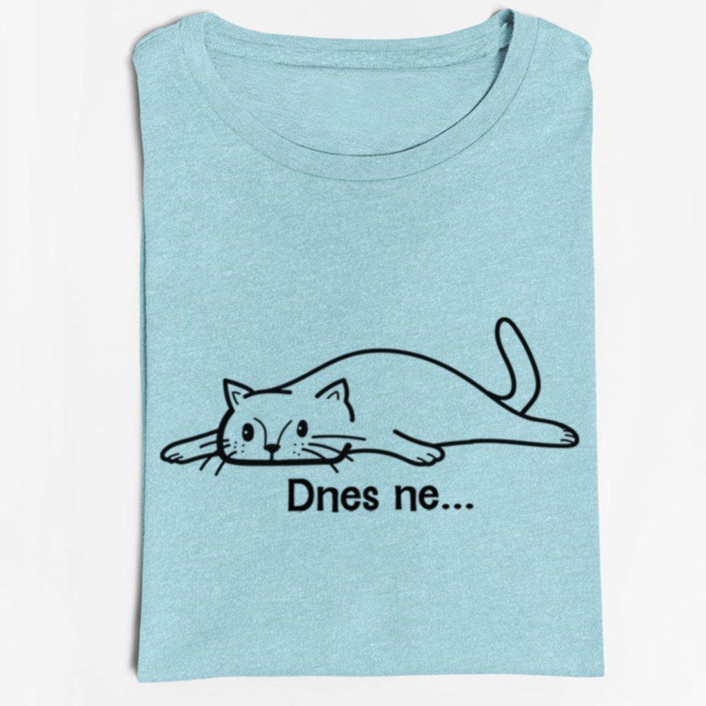 Dámské/pánské tričko dnes ne