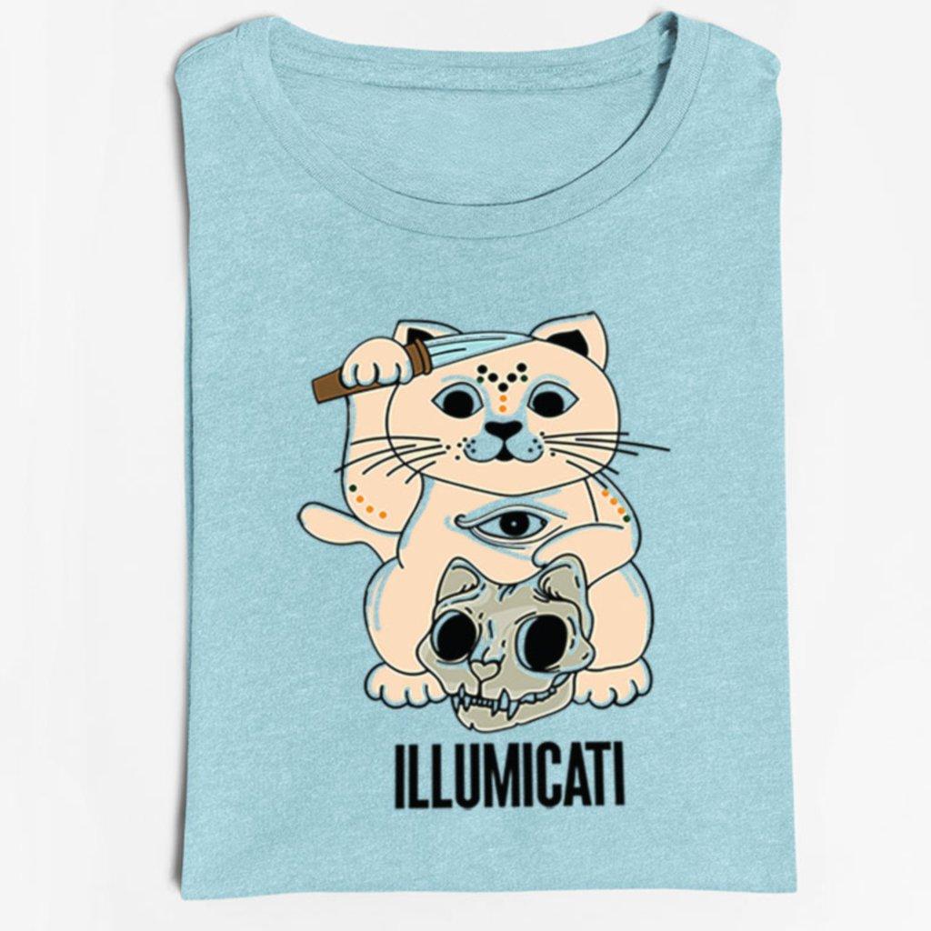 Pánské tričko Illumicati 3