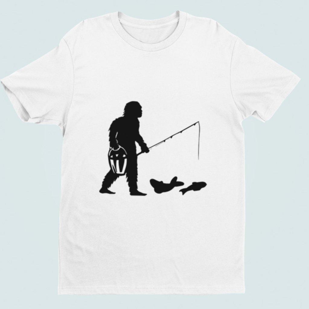Pánské tričko - Yetti