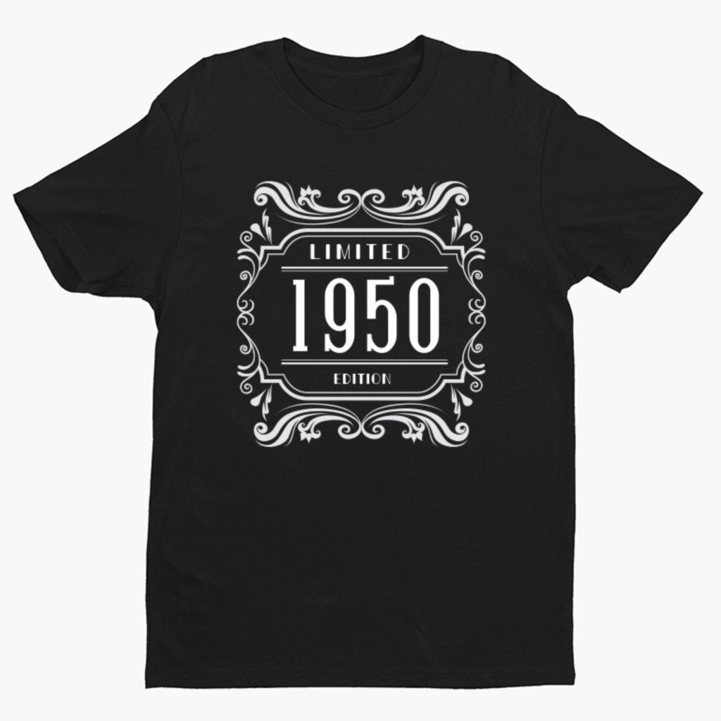 Pánské/Dámské tričko Limited edition