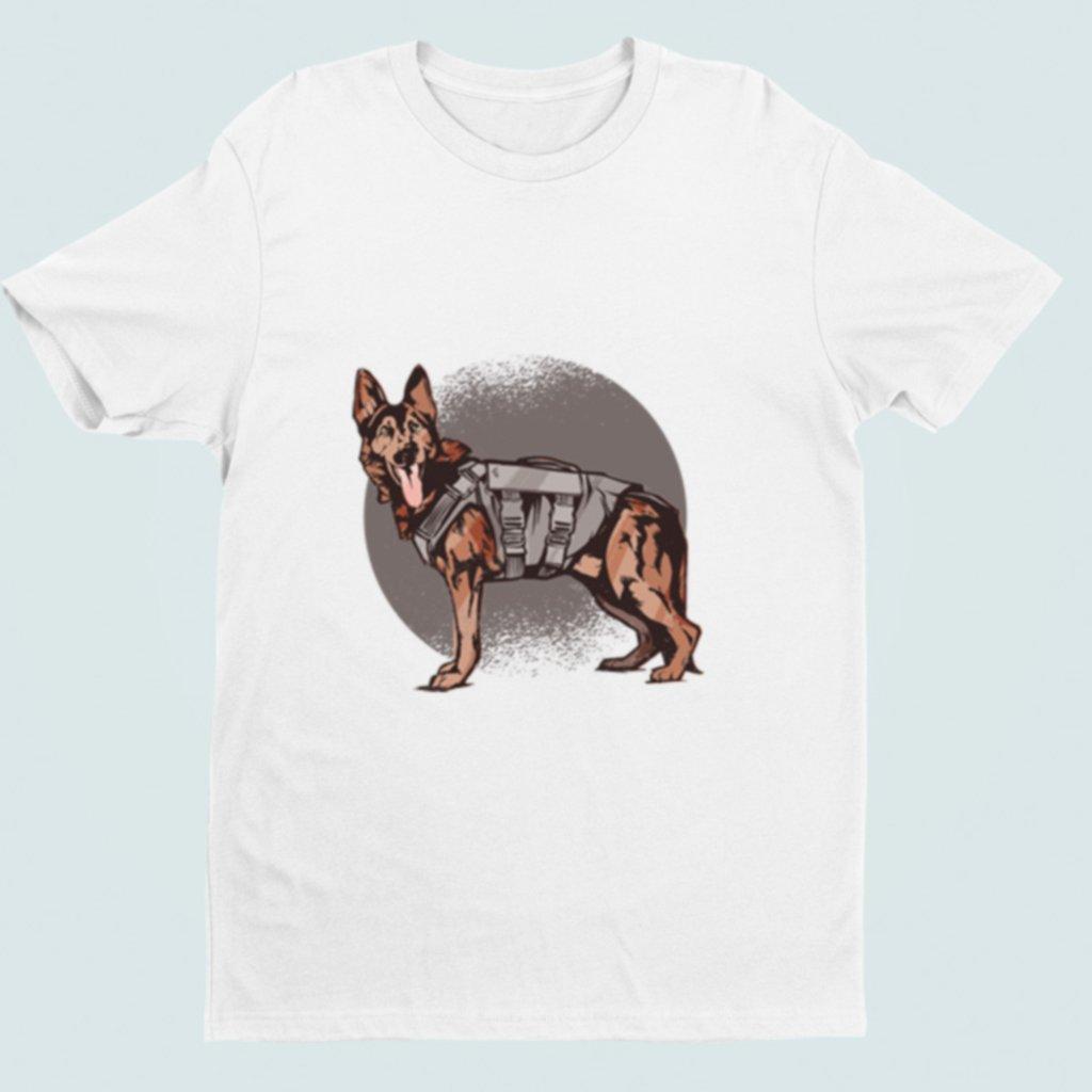 Pánské/dámské tričko K9