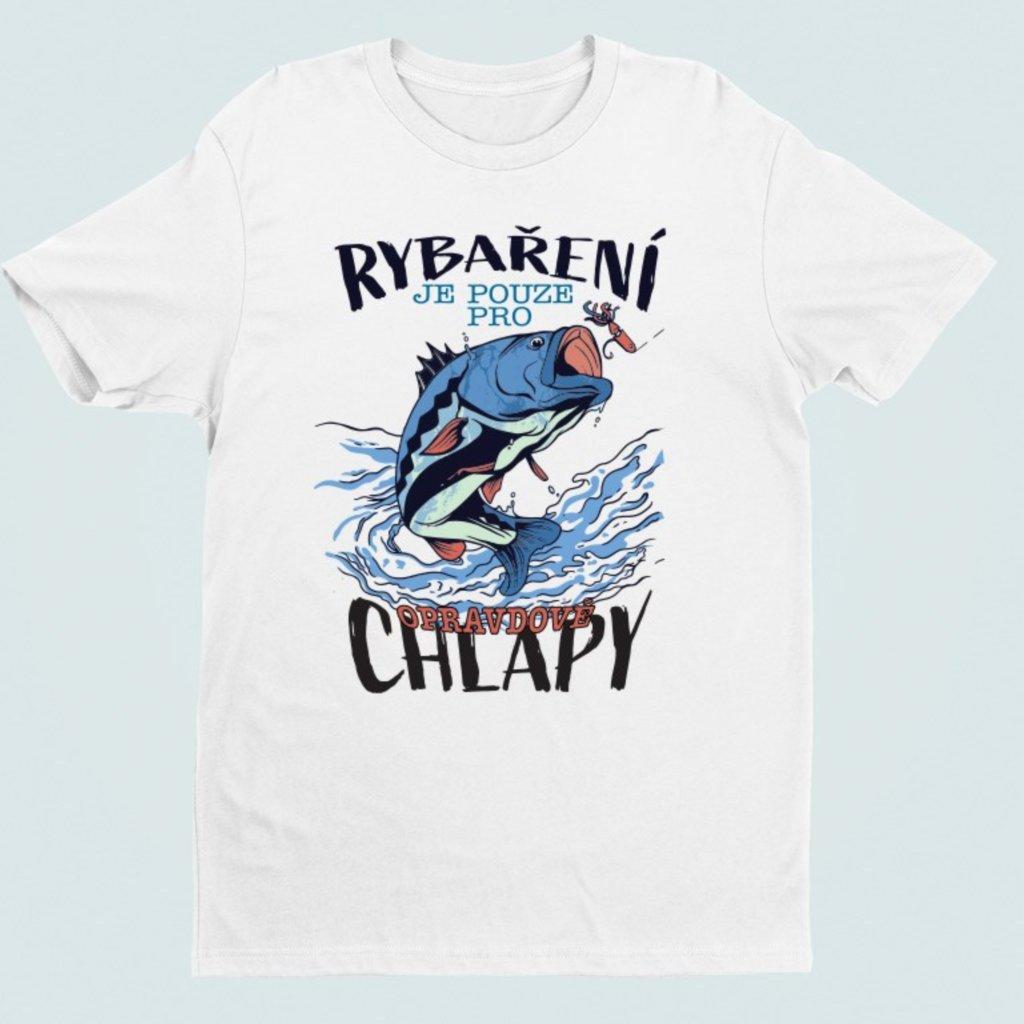 Dětské tričko - Opravdový chlap