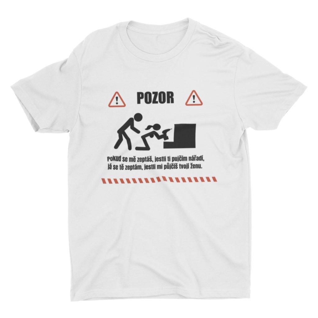 Pánské tričko Půjčené nářadí