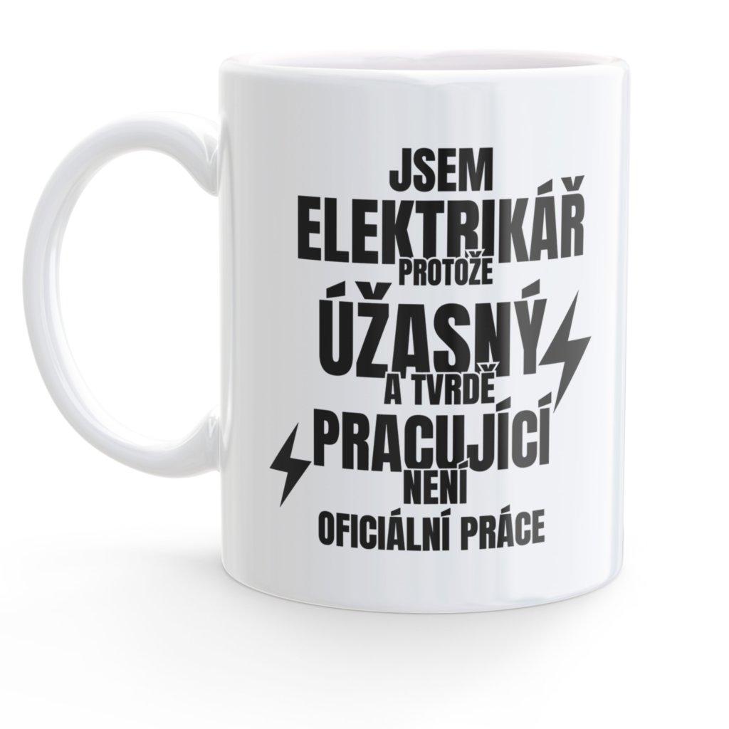 Hrneček Jsem elektrikář (oficiální práce)