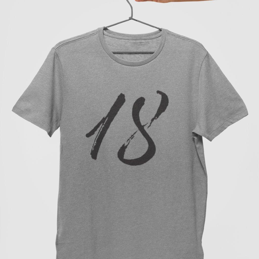Narozeninové tričko 18