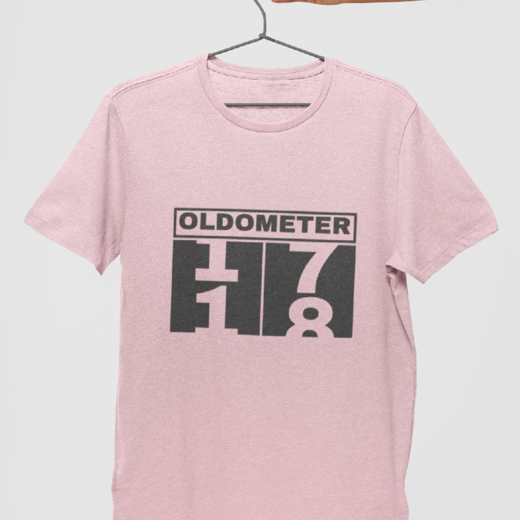 Narozeninové tričko Oldometer